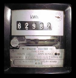 Cyberphysics Kwh The Kilowatt Hour